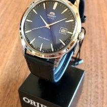 Orient (オリエント) バンビーノ ステンレス 42mm ブルー 文字盤無し