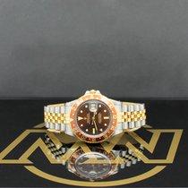 Rolex 16753 Acier 1986 GMT-Master 40mm occasion