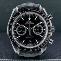 Omega Speedmaster Professional Moonwatch Ceramic Black United States of America, Massachusetts, Boston