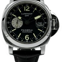 Panerai PAM 00088 Steel Luminor GMT Automatic 44mm pre-owned United States of America, Texas, Houston