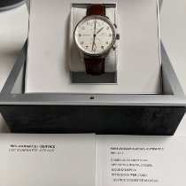 IWC Portuguese Chronograph Steel 41mm White Arabic numerals United States of America, Texas, FRISCO