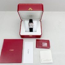 Cartier Tank Solo Steel 31mm Silver Roman numerals United States of America, Florida, Miami
