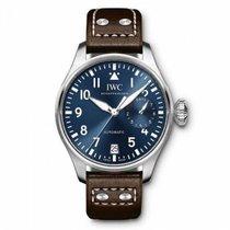 IWC Big Pilot новые 2020 Автоподзавод Часы с оригинальными документами и коробкой IW501002