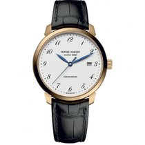 Ulysse Nardin Classico Or rose 40mm Blanc Arabes