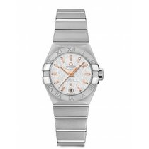 Omega Constellation Ladies new 2020 Automatic Watch with original box and original papers 127.10.27.20.02.001