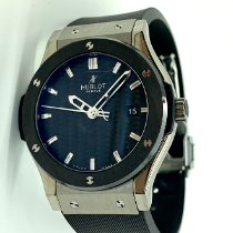Hublot Classic Fusion 45, 42, 38, 33 mm pre-owned 42mm Black Rubber