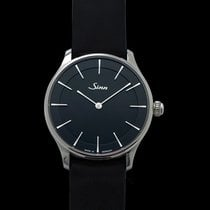 Sinn Steel 39mm Automatic 1739.012-Leather-Calfskin-Blk new United States of America, California, Burlingame