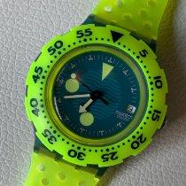 Swatch Plastic 38mm Quartz SDN400 new