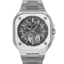 Bell & Ross BR 05 Acero 40mm Transparente