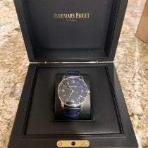 Audemars Piguet Code 11.59 White gold 41mm Blue United States of America, Ohio, west chester