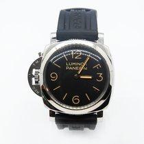 Panerai Luminor 1950 Steel 47mm Black Arabic numerals