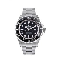 Rolex Sea-Dweller Deepsea 126660 Very good Steel 44mm Automatic