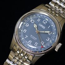 Oris Big Crown Pointer Date Acier 40mm