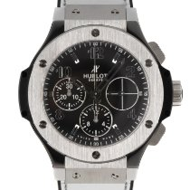 Hublot Big Bang Acero 41mm Plata