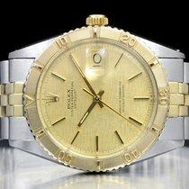 Rolex Datejust Turn-O-Graph Oro/Acciaio 36mm Champagne Italia, Bologna