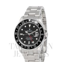 Rolex 16700 Steel 1997 GMT-Master 40mm pre-owned United States of America, New York, Hartsdale