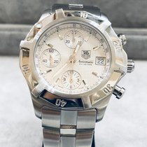 TAG Heuer Steel Automatic CN2110 pre-owned