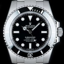 Rolex Submariner (No Date) Steel 40mm Black United Kingdom, London