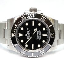 Rolex Submariner (No Date) new 2020 Automatic Watch with original box and original papers 124060