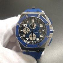 Audemars Piguet Royal Oak Offshore Chronograph Ceramica 44mm Blu Arabi Italia, Torino