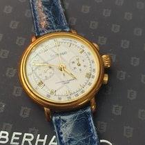 Eberhard & Co. Contograf 30053 OR Nuovo Oro giallo 33mm Manuale Italia, AMANTEA