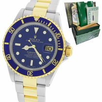 Rolex Gold/Steel Submariner 40mm pre-owned United States of America, New York, Massapequa Park