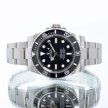 Rolex Submariner (No Date) Steel 40mm Black United Kingdom, Essex
