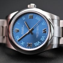 Rolex Oyster Perpetual 31 Steel 31mm Blue United Kingdom, Whitby- North Yorkshire