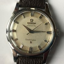 Omega Constellation Double Eagle Zeljezo 34.5mm Crn