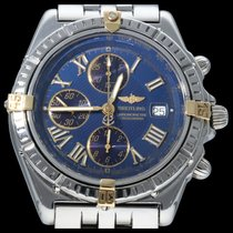 Breitling B13355 Very good Gold/Steel 43mm Automatic