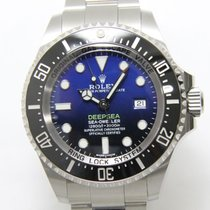 Rolex Sea-Dweller Deepsea Acero 44mm