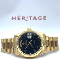 Rolex 18038 Yellow gold 1983 Day-Date 36 36mm pre-owned