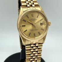 Rolex Oyster Perpetual Date Oro giallo 34mm Oro Senza numeri Italia, Milano