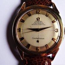 歐米茄 2652 SC 黃金 1957 Constellation 35mm 二手