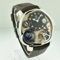 Greubel Forsey pre-owned Manual winding Gold