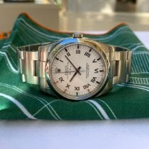 Rolex Air King Steel 34mm White Roman numerals United States of America, Florida, Coral Gables
