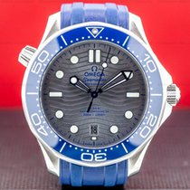 Omega 300M Steel 2018 Seamaster Diver 300 M 42mm pre-owned