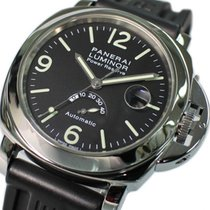 Panerai Luminor Power Reserve Acciaio 44mm Nero Arabi Italia, Senigallia