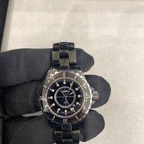 Chanel J12 Ceramic 33mm Black No numerals United States of America, California, Costa Mesa