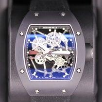 Richard Mille Aluminum Automatic Transparent No numerals 49.94mm pre-owned RM 035