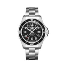 Breitling Superocean II 42 Steel 42mm Black Arabic numerals United States of America, California, Santa Monica