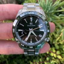 Seiko Steel 40.5mm Automatic SBGE257 pre-owned United States of America, California, Los Angeles