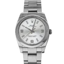 Rolex Air King Steel 34mm Silver Arabic numerals United States of America, Maryland, Baltimore, MD
