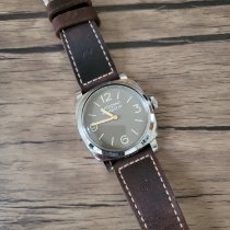 Panerai Special Editions Steel 47mm Brown Arabic numerals United States of America, California, Sunnyvale