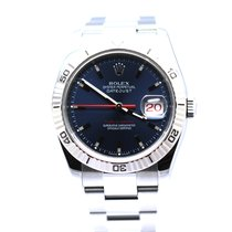 Rolex Datejust Turn-O-Graph Steel 36mm Blue No numerals United States of America, Florida, Key Largo