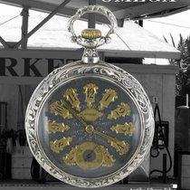 Omega Uhr gebraucht 1899 53mm Arabisch Handaufzug Nur Uhr