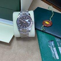 Rolex Datejust Steel 36mm Black UAE, dubai