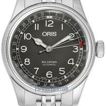 Oris 01 754 7741 4064-07 8 20 22 Steel 2021 Big Crown Pointer Date 40mm new United States of America, New York, Airmont