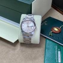 Rolex Oyster Perpetual Date Steel 34mm Silver No numerals UAE, dubai