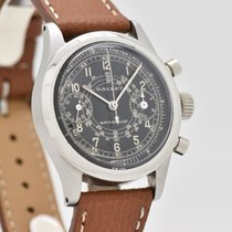 Gallet Steel 34mm Manual winding M30 pre-owned United States of America, California, Beverly Hills